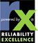 Reliability Excellence (Rx) Logo