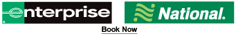 Enterprise and National Car Rental Book Now